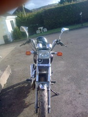 honda nv 400 custom in mint con very cheep