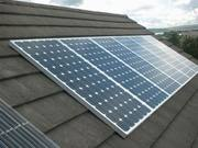 250 Watt PV panels (polycrystalline) for D.I.Y. or professional users.