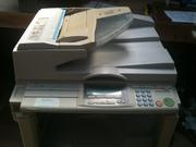 Ricoh Aficio 200 Copier Photocopier Printer Duplex