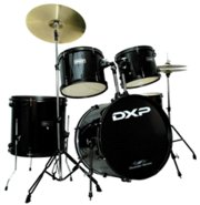 DXP 5 Piece Full Size Drum Kit