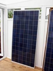 250 Watt PV solar panels