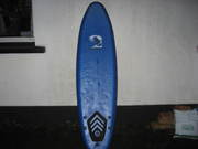 Surf board. childs beginners foam board