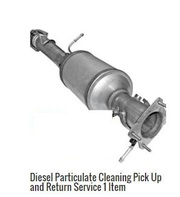 DPF Cleaning Specialists in Dublin - Anosonics Ltd