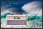 kldguitar 5w recording  guitar amp head